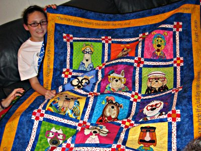 Quilt Patterns For Dog Lovers My Quilt Pattern